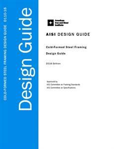 Cold-Formed Steel Framing Design Guide